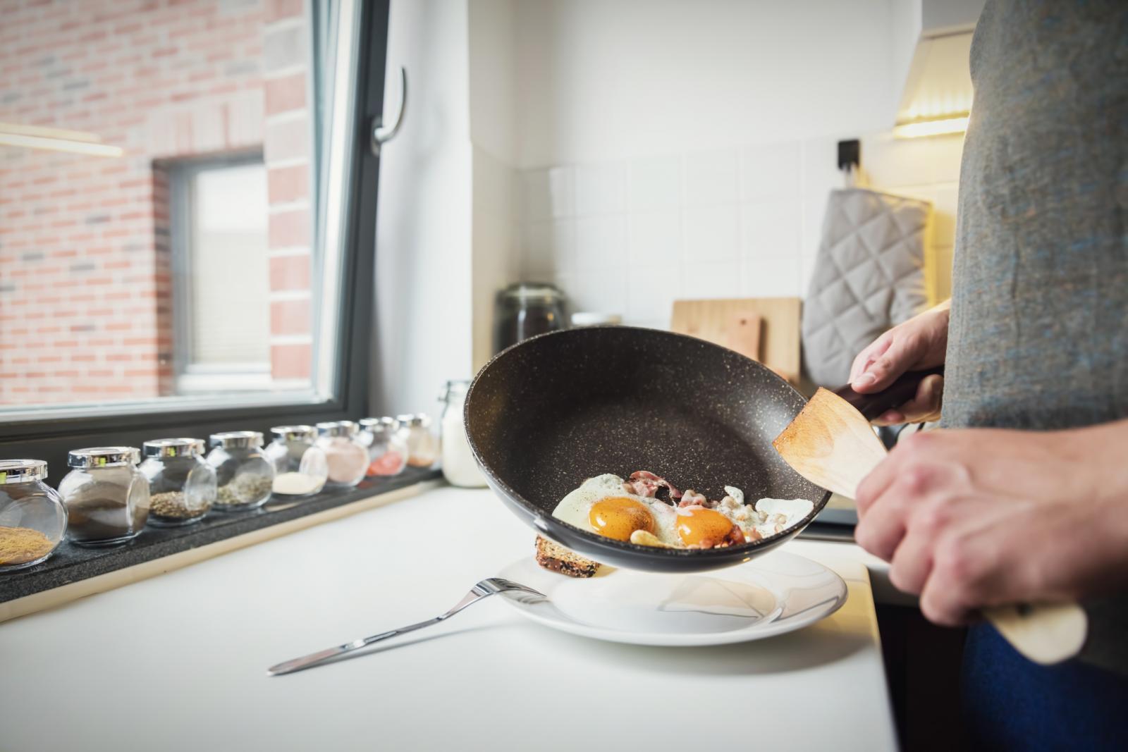 Slaninu radije ne pecite na tavici nego je pripremite pečenjem u pećnici, na umjerenoj temperaturi.