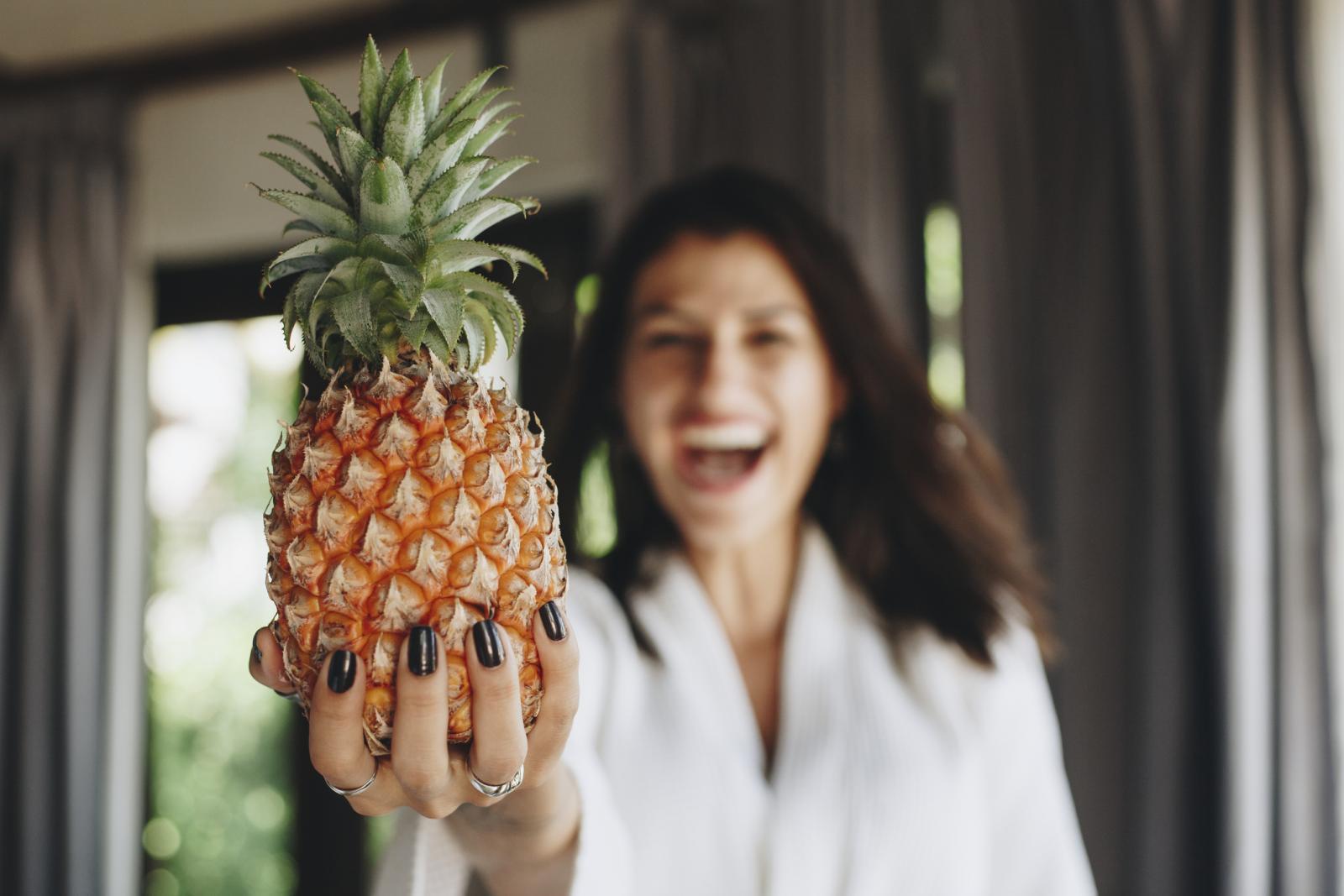 I ananas i mango bogati su karotenoidima, pa su i zbog toga idealno ljetno voće.