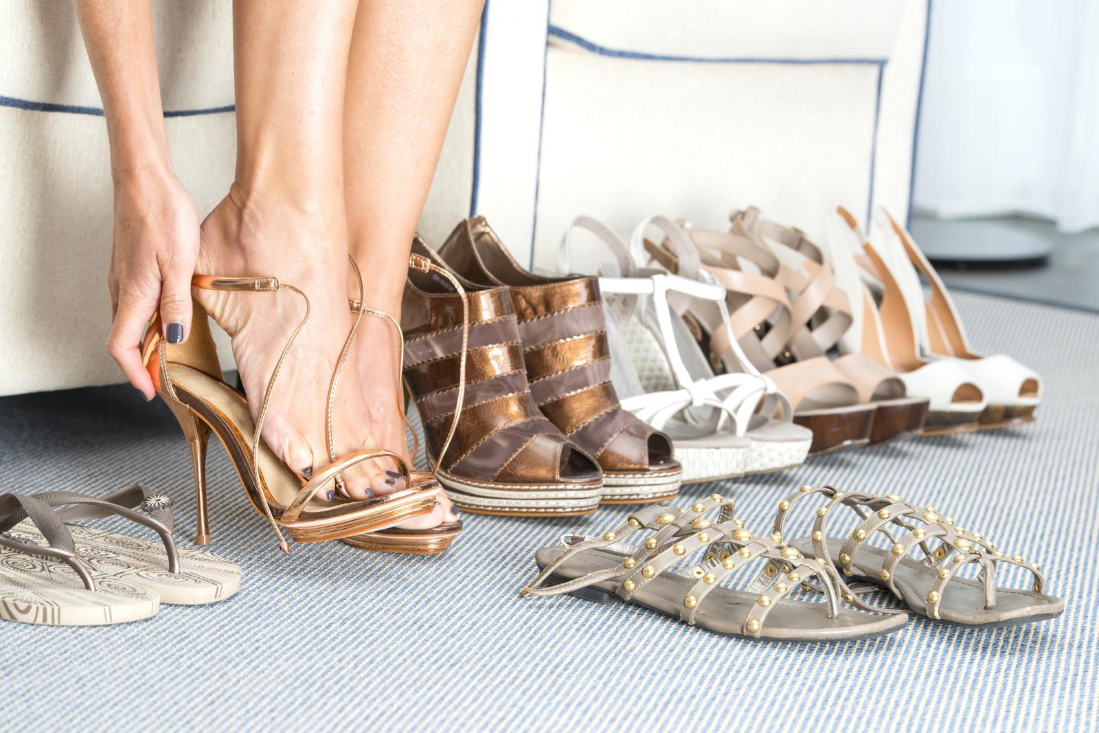 Ne bi li bilo šteta da ovog proljeća i ljeta ne nosite omiljene sandale?