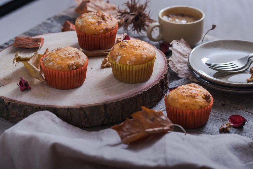 Ovi muffini ostaju sočni nekoliko dana.
