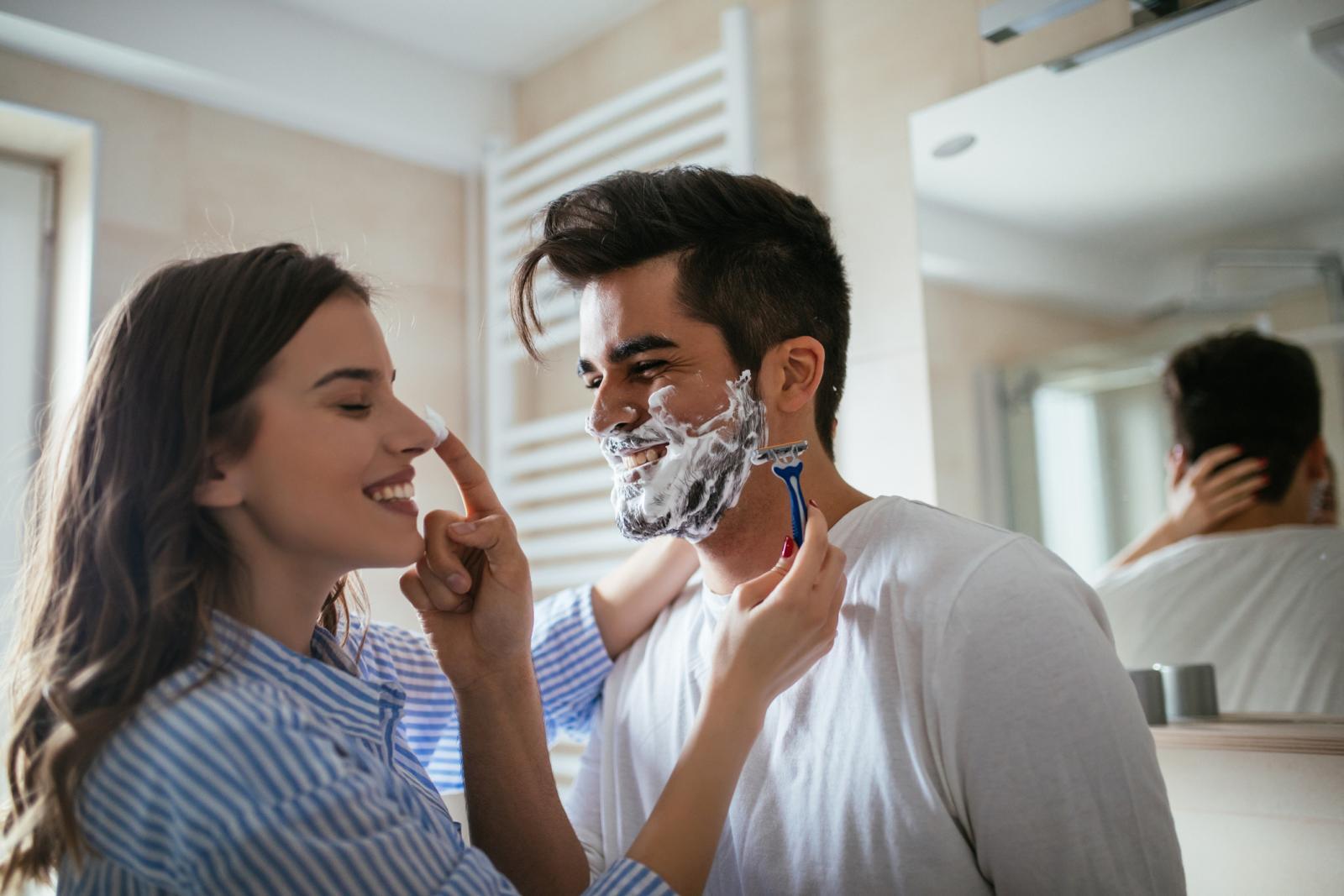 Jednom kad usvojite rutinu savršenog brijanja, vidjet ćete da nije bilo tako teško.