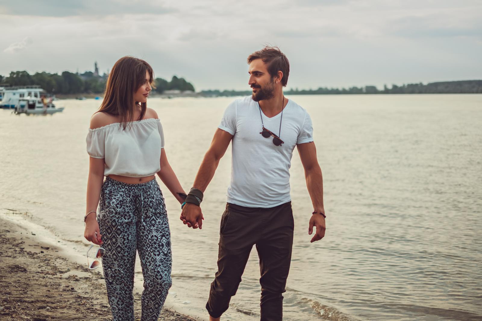 Ako mislite da možete gledati u partnerove oči satima, znajte da je riječ o 'pravoj stvari'.