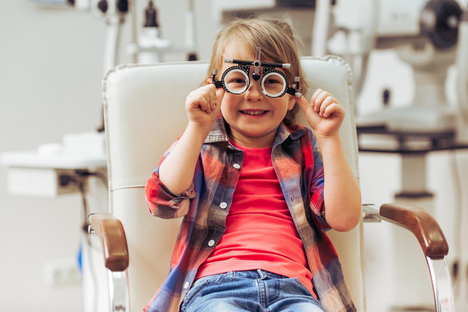 Slabovidnost (ambliopija) najčešće je oboljenje vida kod djece, a najčešće se događa samo na jednom oku.