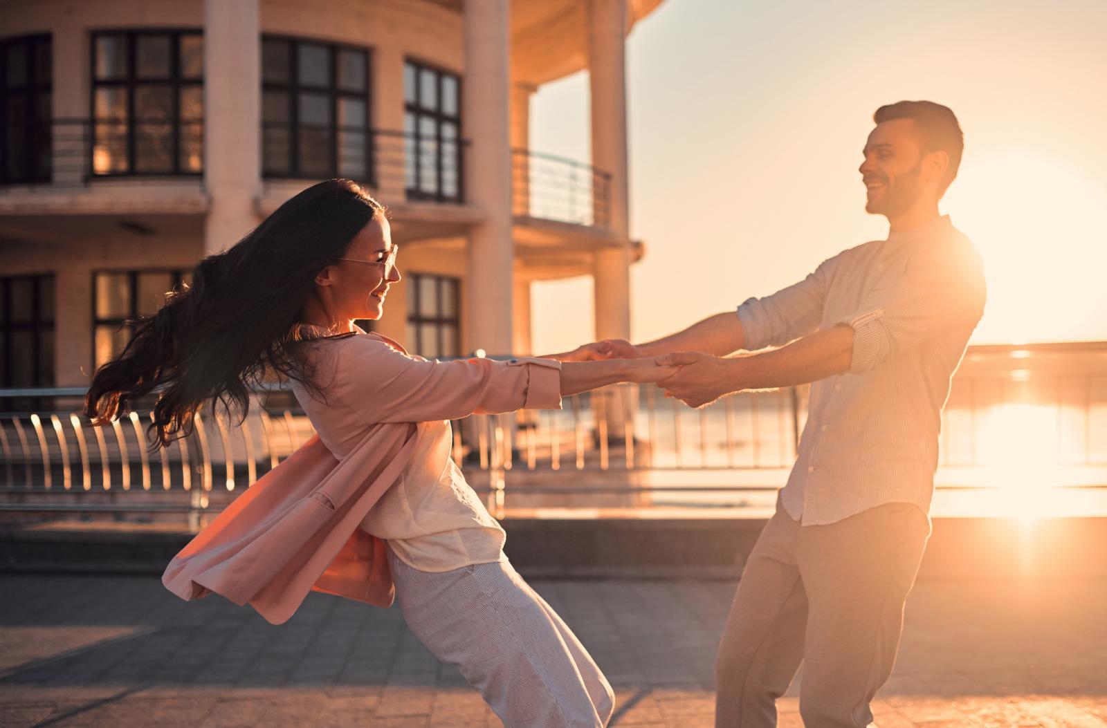 Plešite kroz život - zabavno je i zdravo!