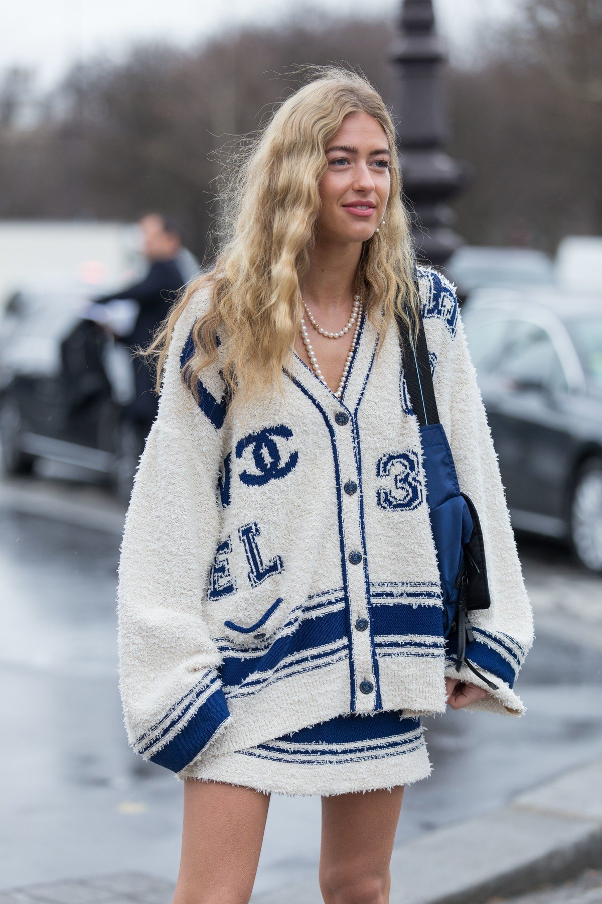 Street Style Street Style, Fall Winter 2019, Paris Fashion Week, France - 05 Mar 2019, Image: 417496407, License: Rights-managed, Restrictions: , Model Release: no, Credit line: Profimedia, TEMP Rex Features