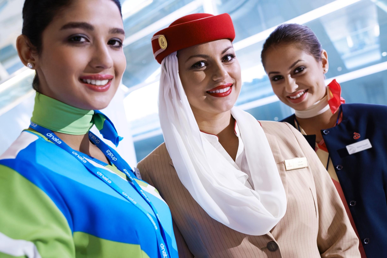 Stjuardese Emiratesa
