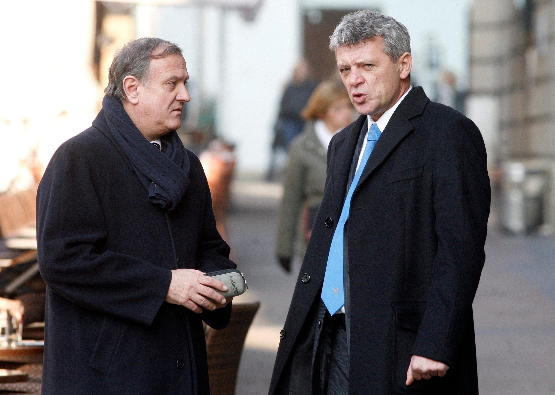 Dražen Bošnjaković i Ivan Turudić