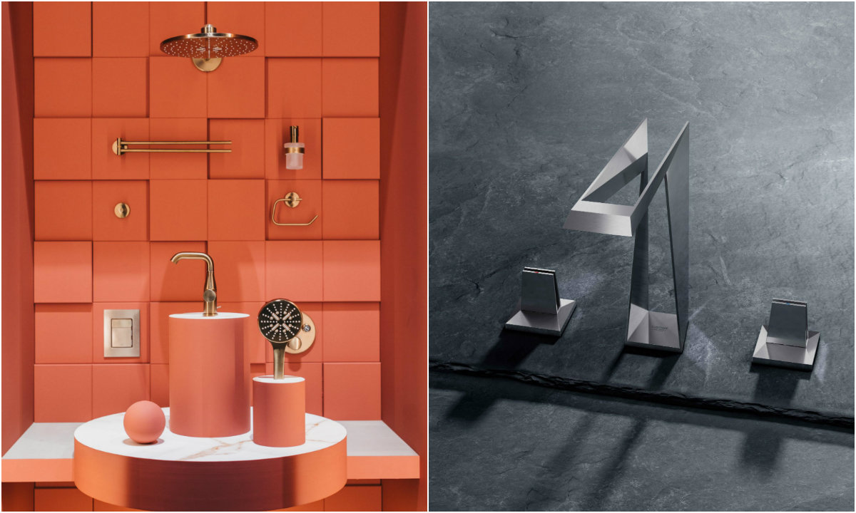 Grohe collage