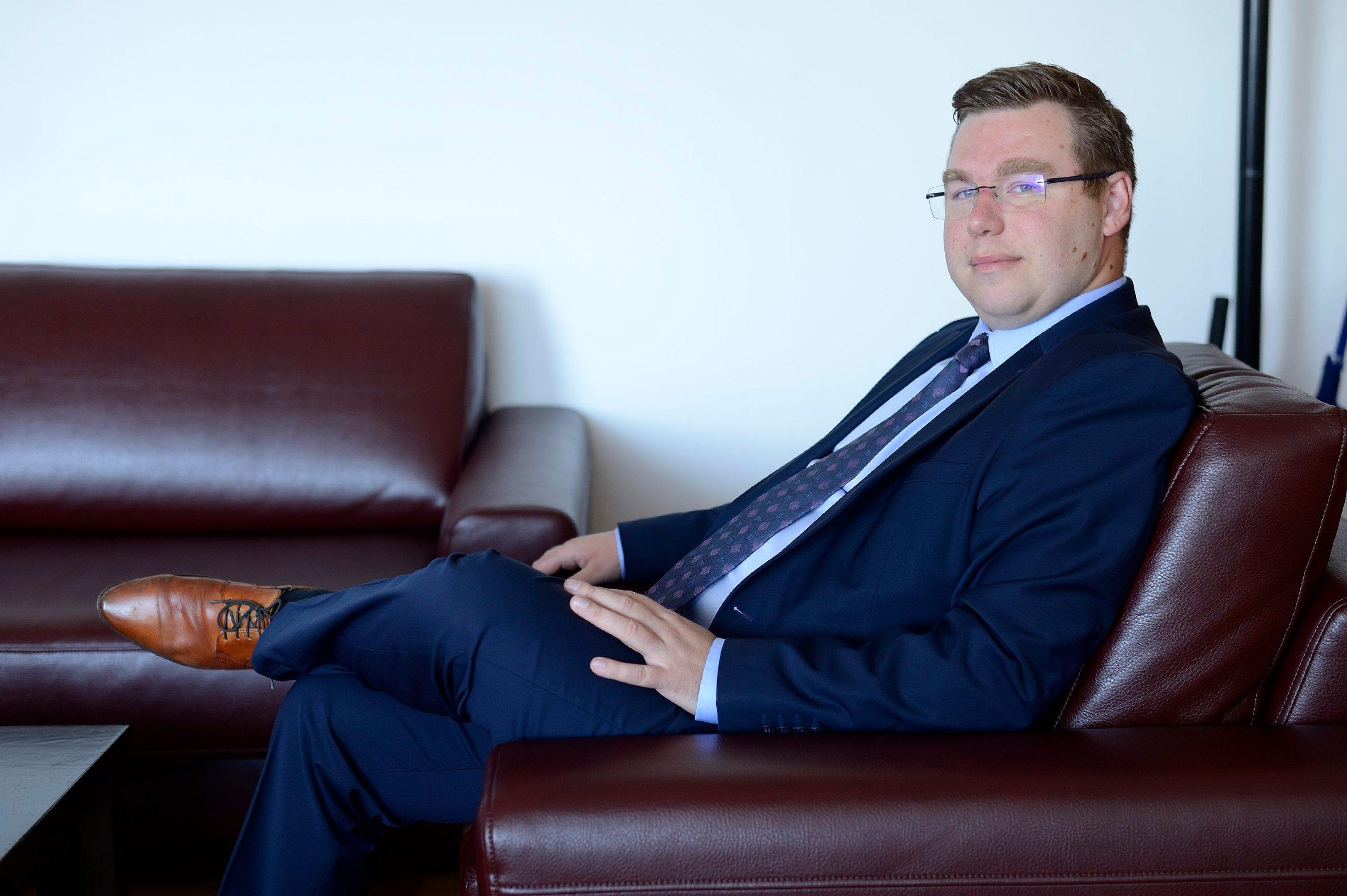 Ministar rada i mirovinskog sustava Marko Pavić