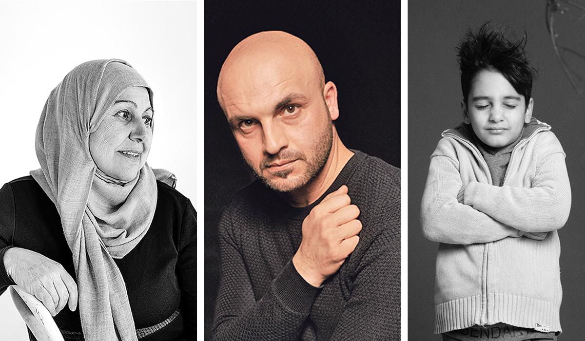 Portreti izbjeglica koji su novi život našli u Hrvatskoj