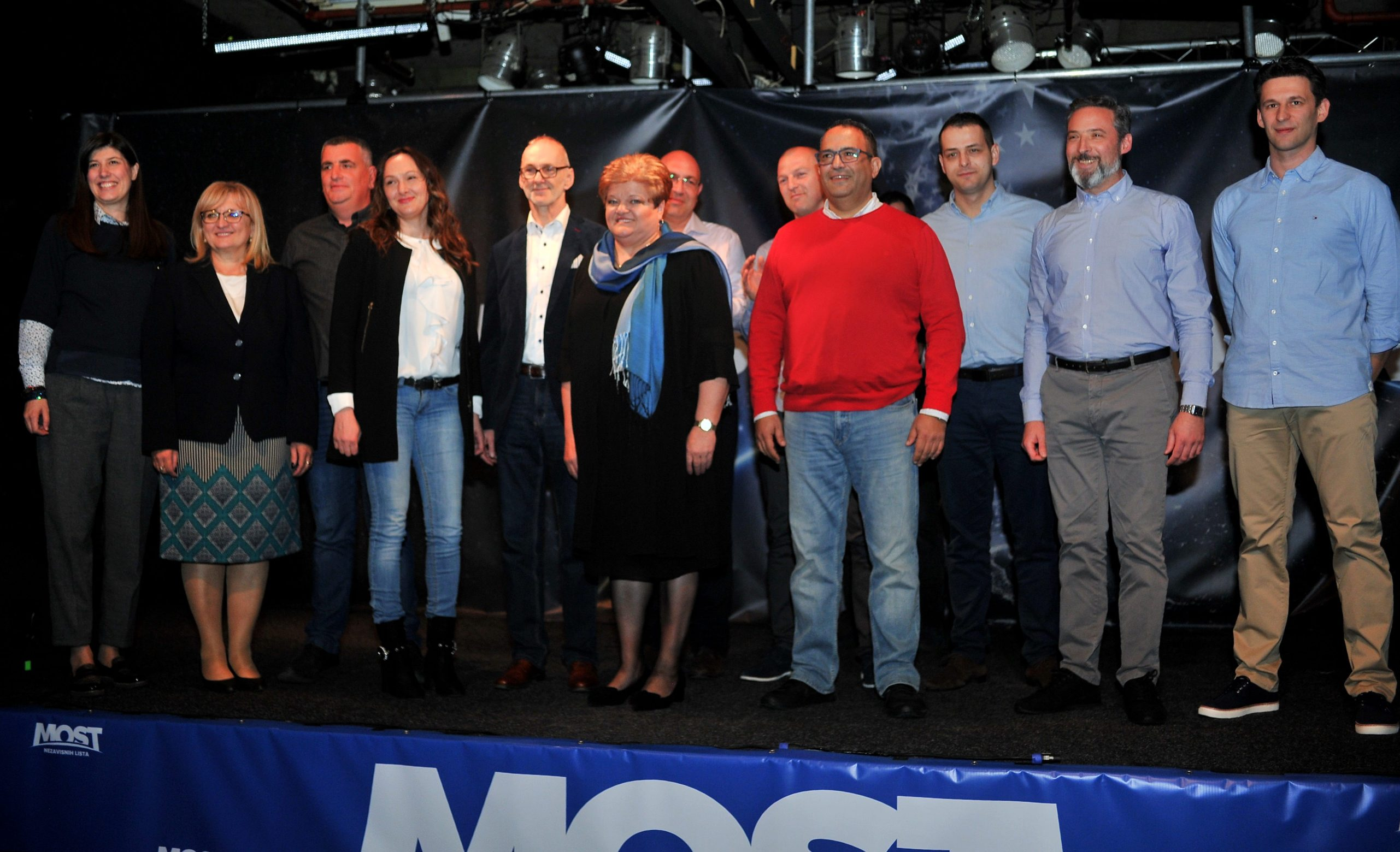 Kandidati Mosta za europske izbore