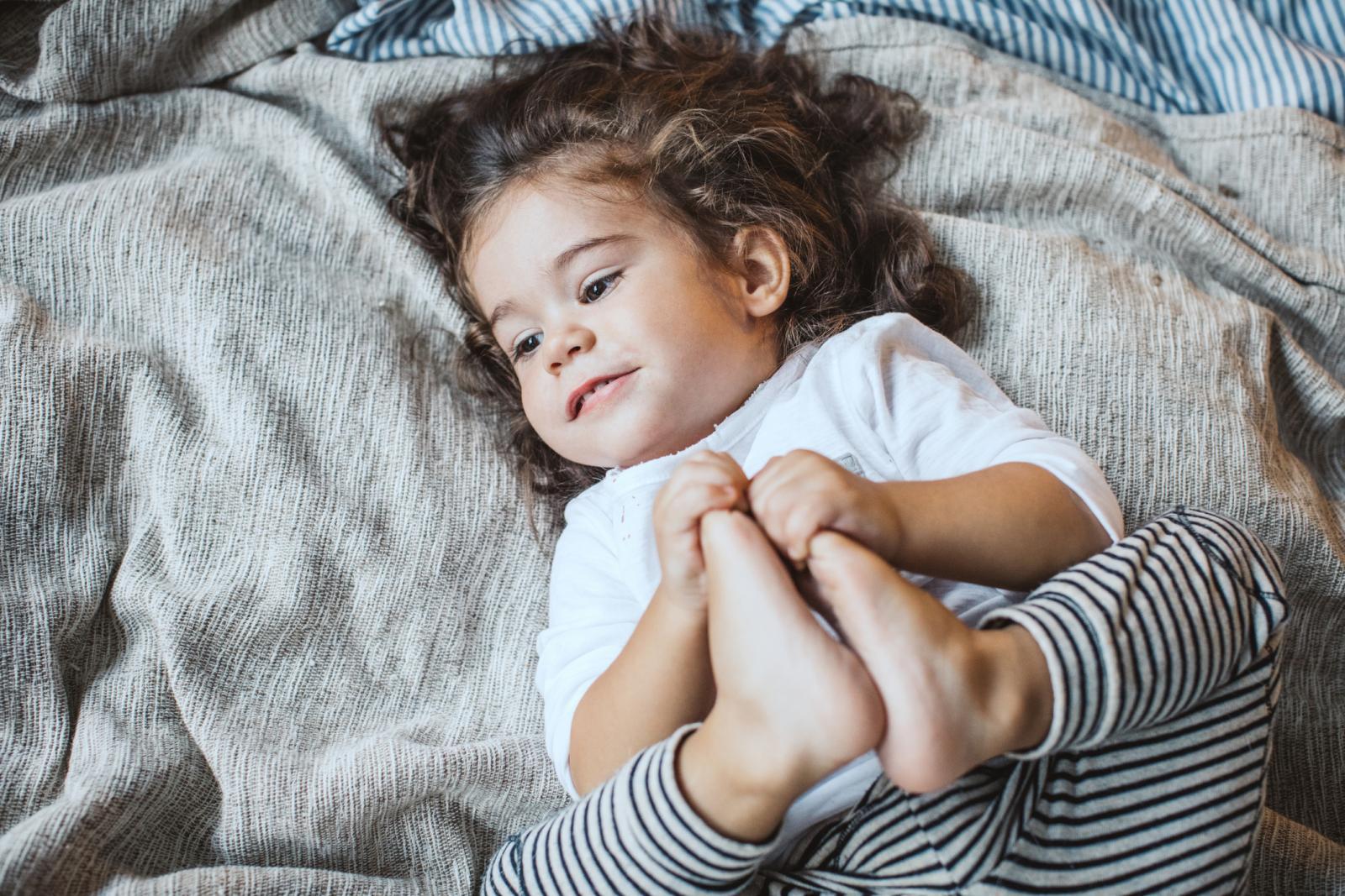 Tko dovoljno spava u djetinjstvu, dovoljno će spavati i u starijoj dobi.