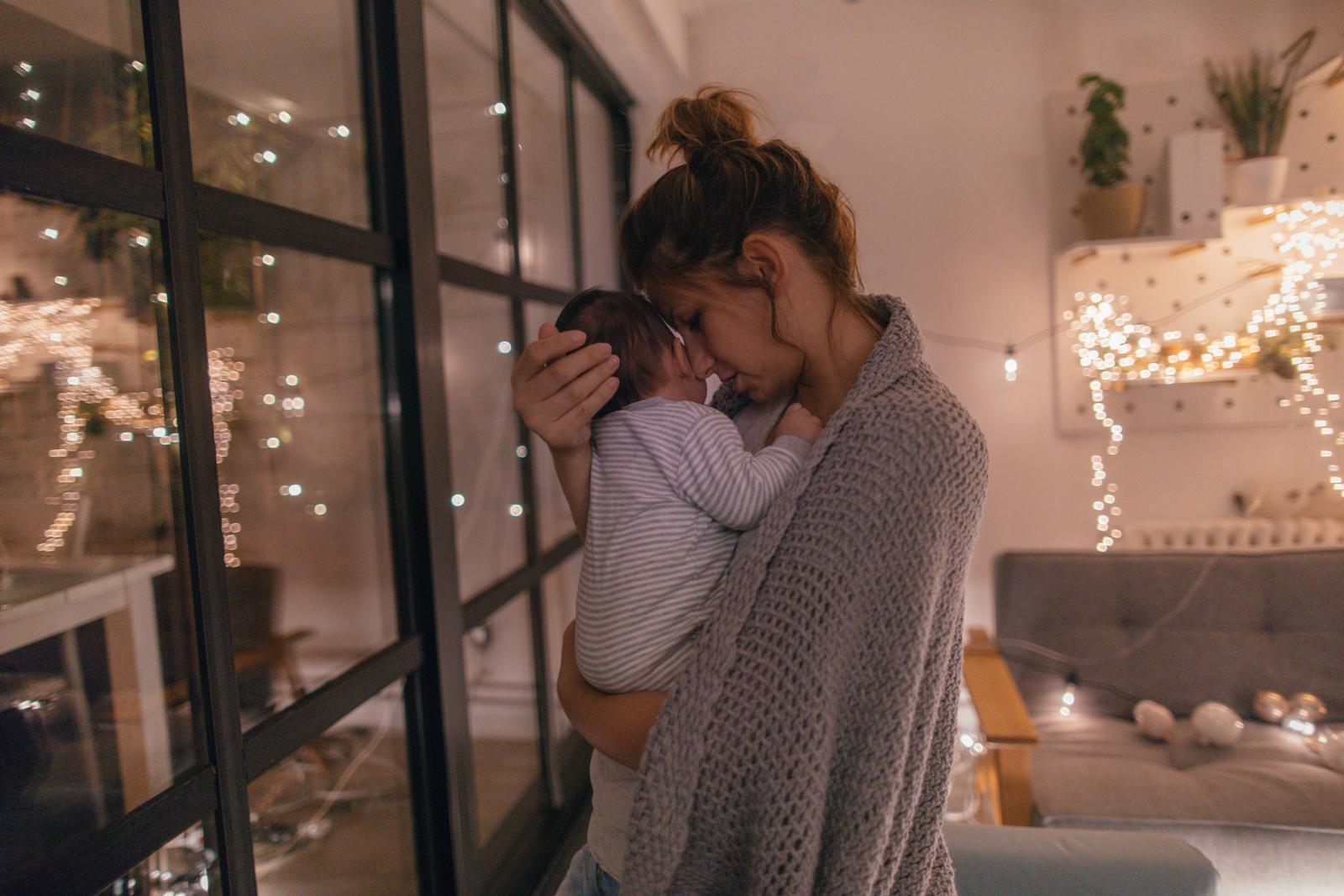 To što ste anksiozniji u odnosu na razdoblje prije djeteta, znači samo da vas je preplavila majčinska nježnost i ljubav.