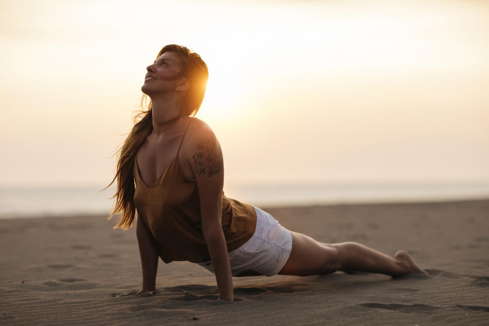 Općepoznato je da je joga odličan način da se oslobodite stresa i napetosti, povećate nivo energije, riješite se viška kilograma...