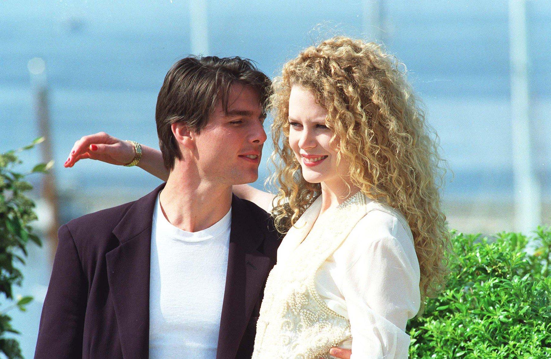 Tom Cruise i Nicole Kidman 1992.