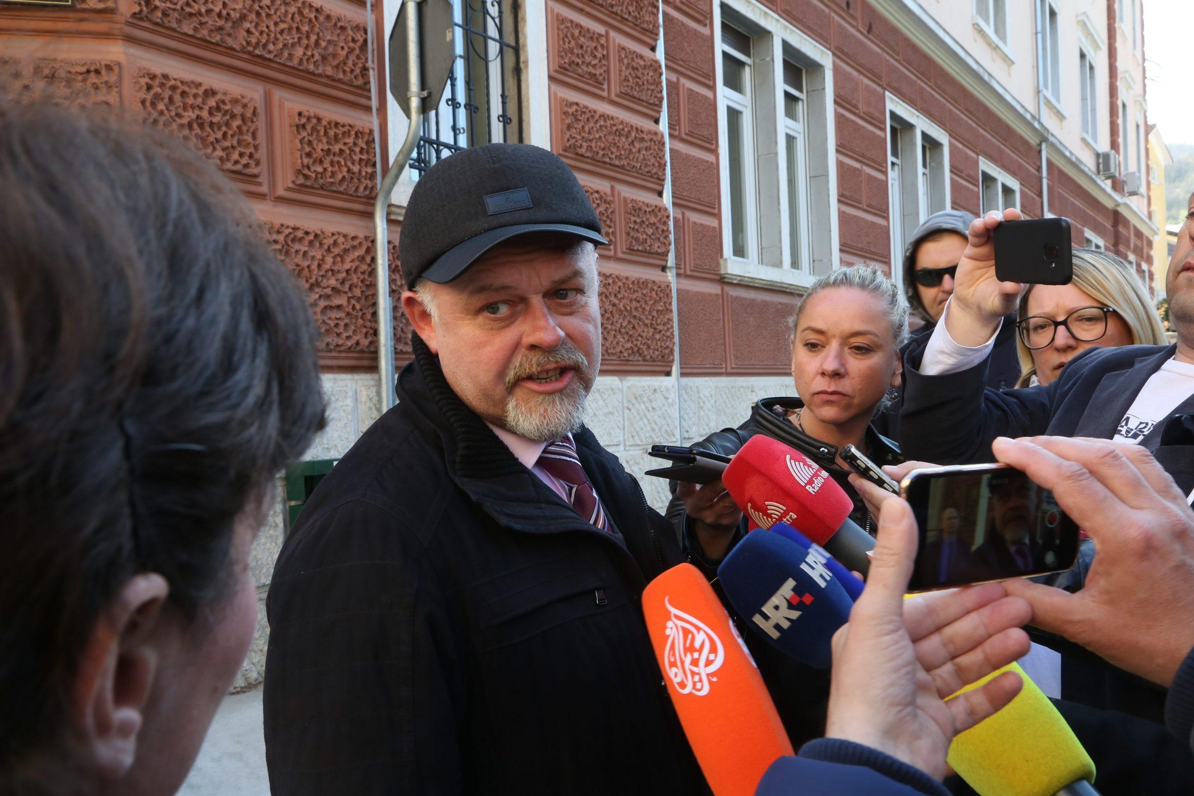 Sandi Božac, predsjednik Uprave Uljanik Brodogradilišta