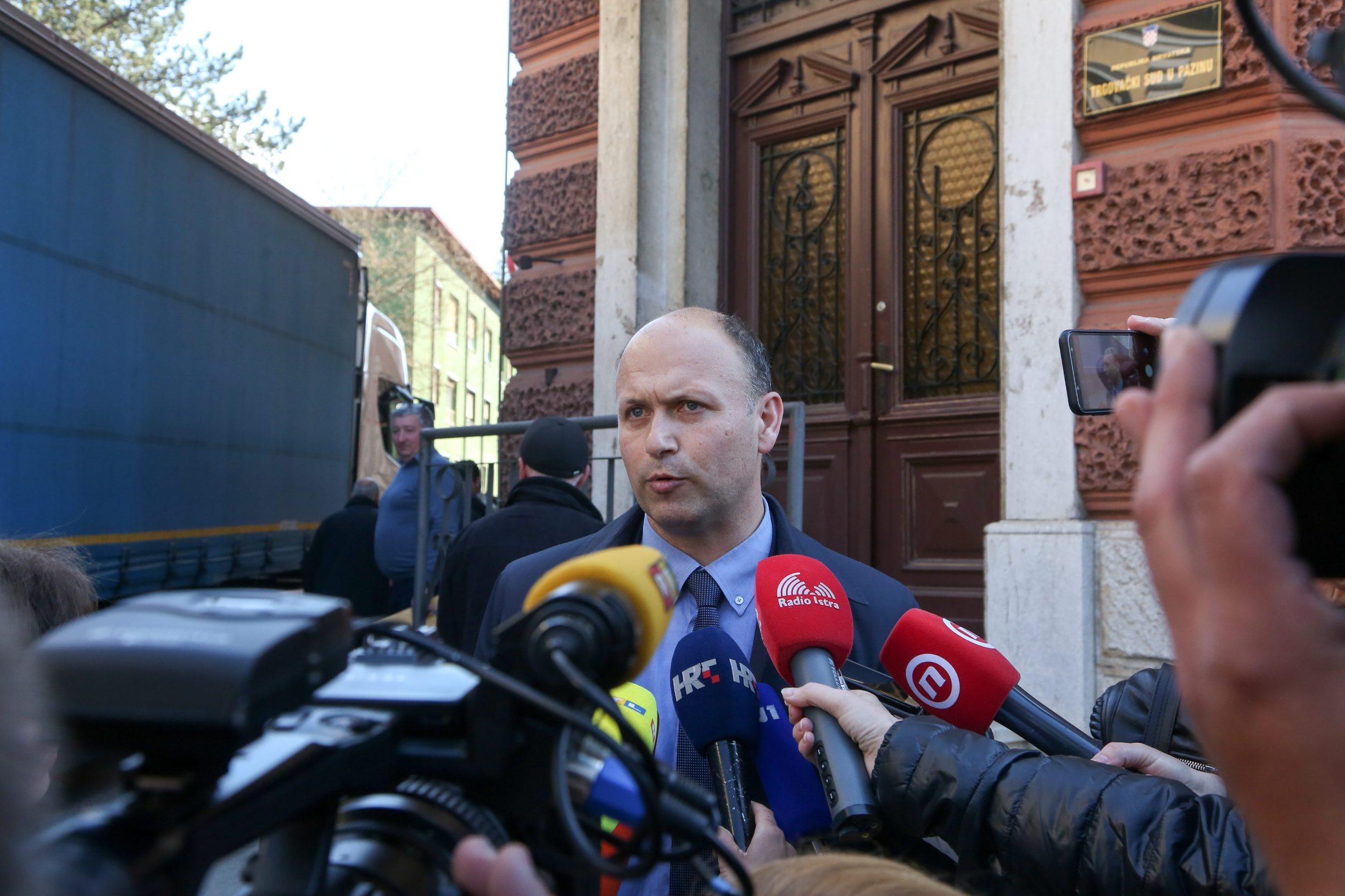 Emil Bulić, predsjednik Uprave Uljanika
