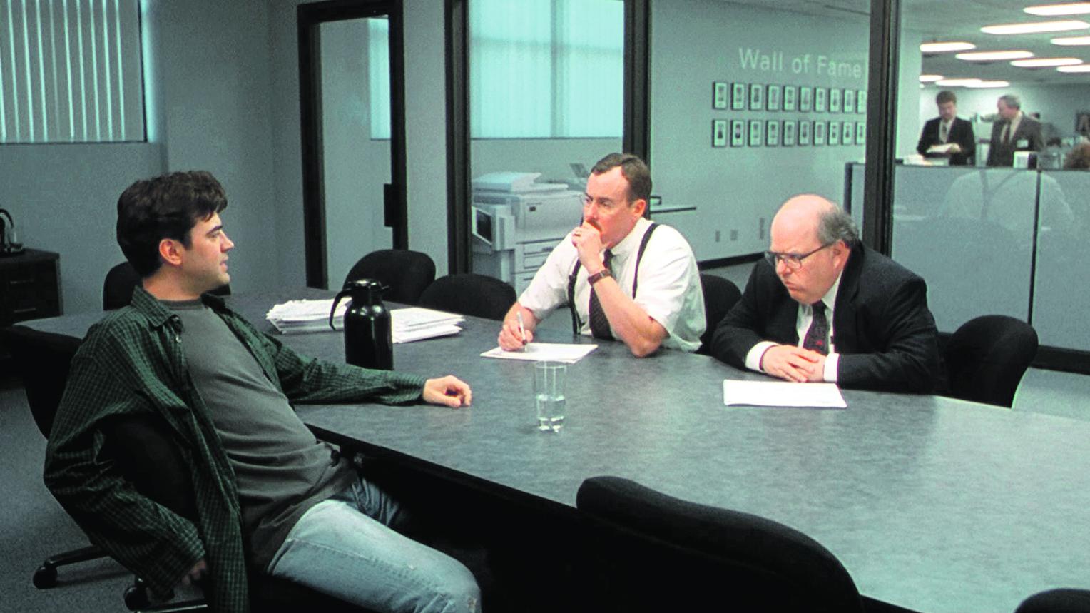 Scena iz filma 'Office Space'