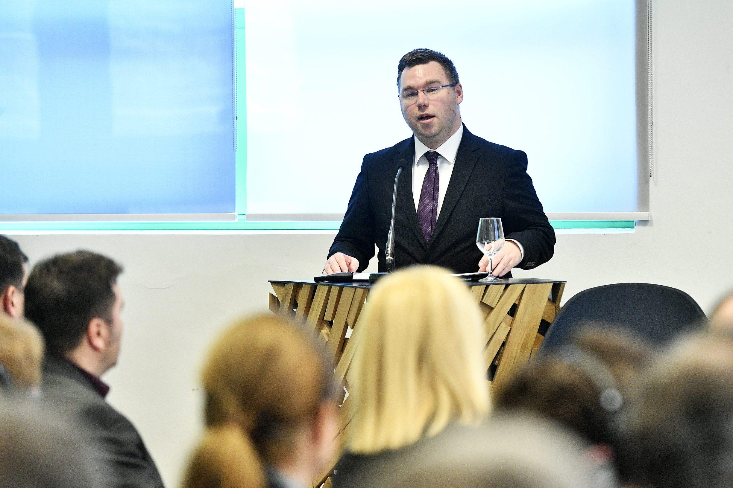 Marko Pavić na konferenciji Ravnopravnost je bolja za sve