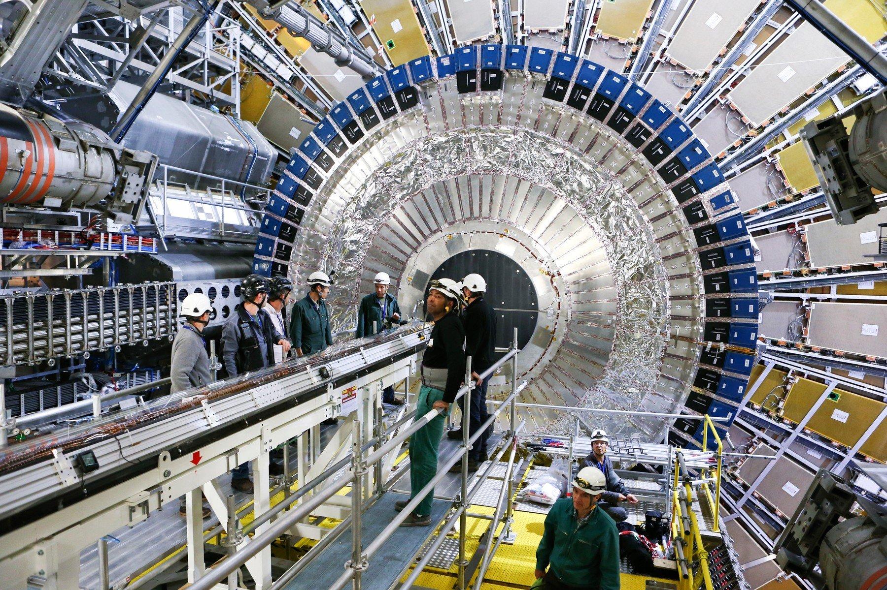 Ilustracija: CERN