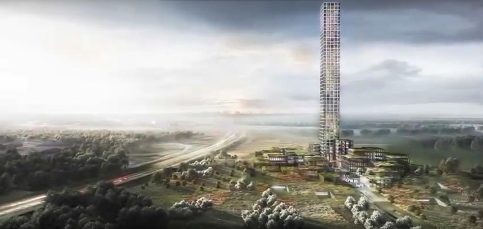 Bestseller Tower render