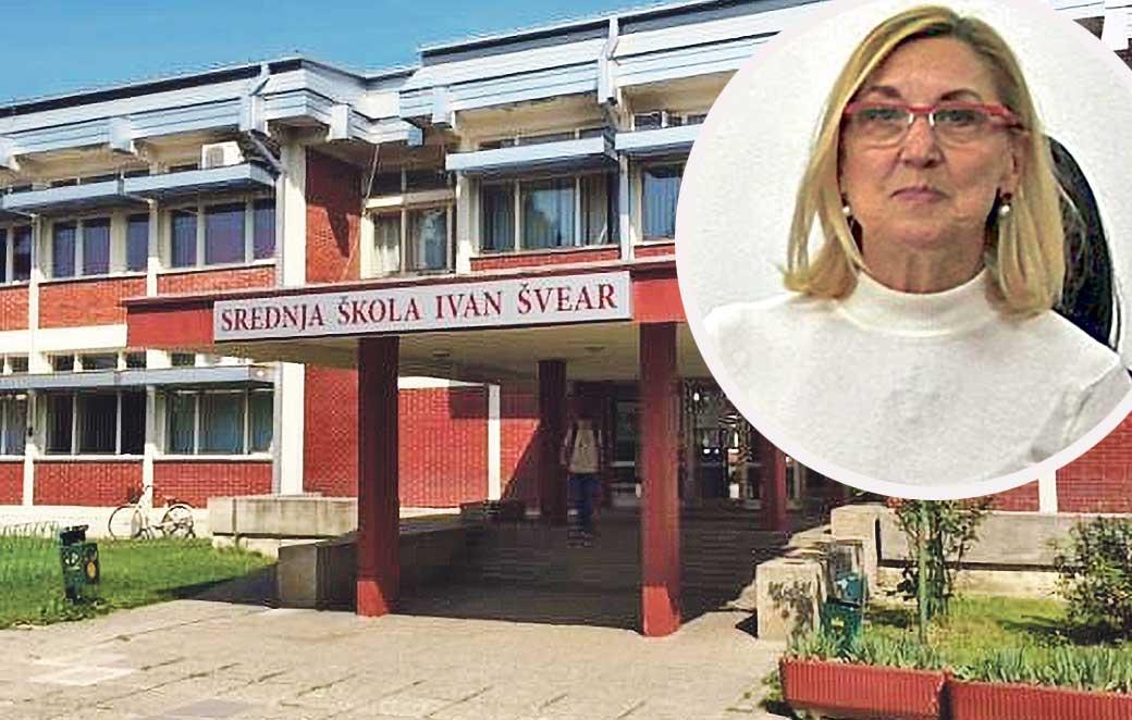 Na fotografiji: ravnateljica Ksenija Pavlović