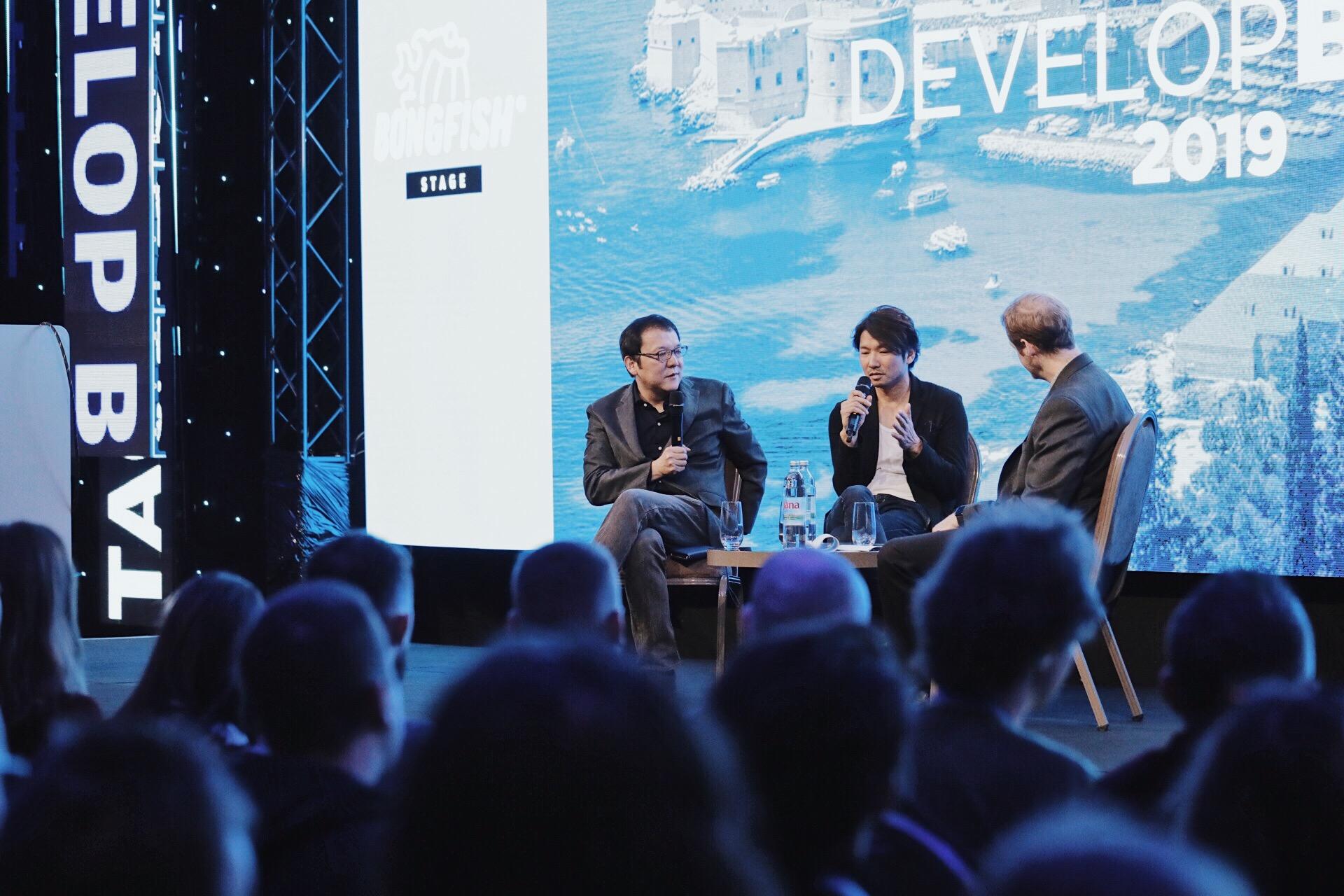 Hidetaka Miyazaki, Fumito Ueda, Ben Judd