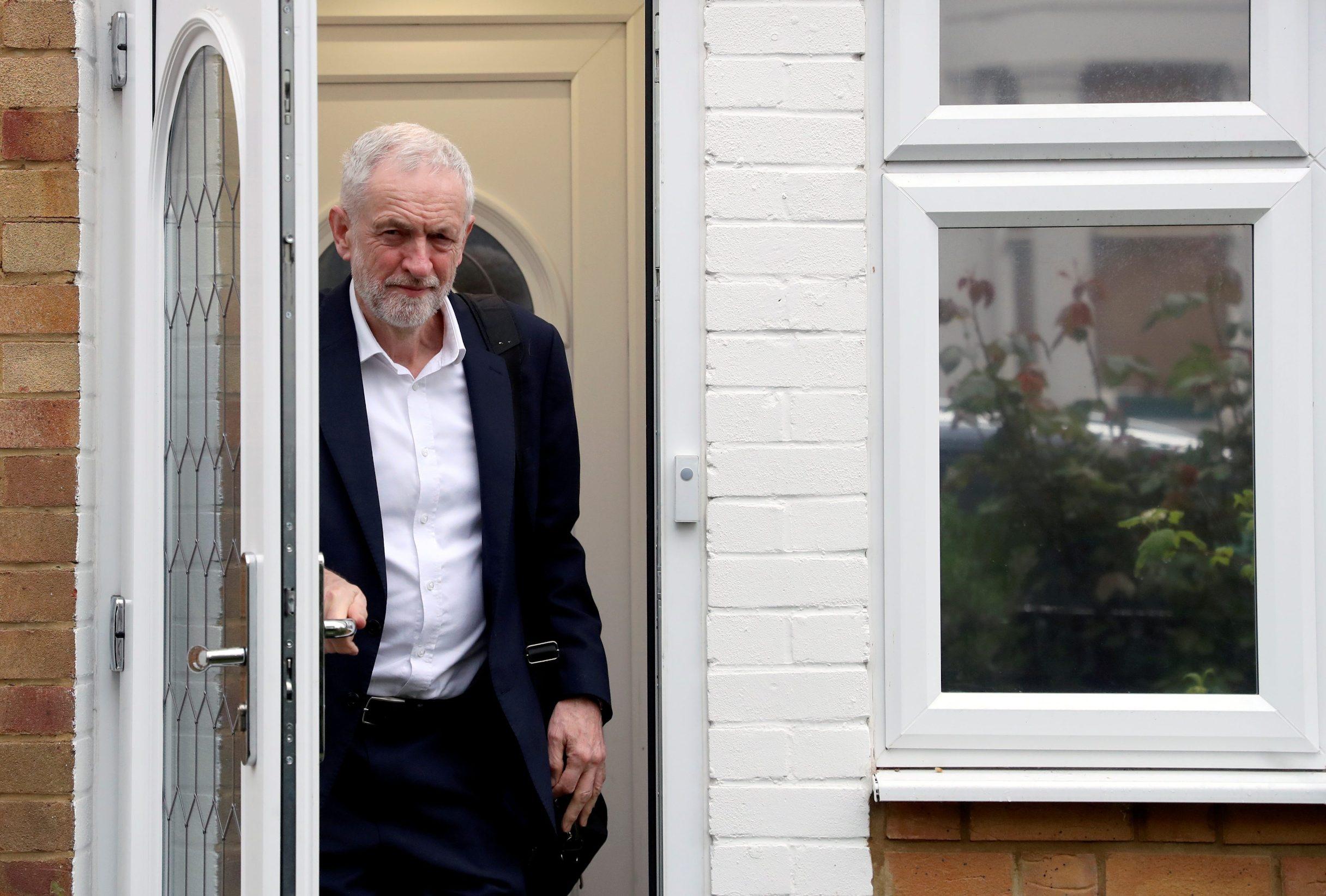 Lider britanske oporbene Laburističke stranke Jeremy Corbyn
