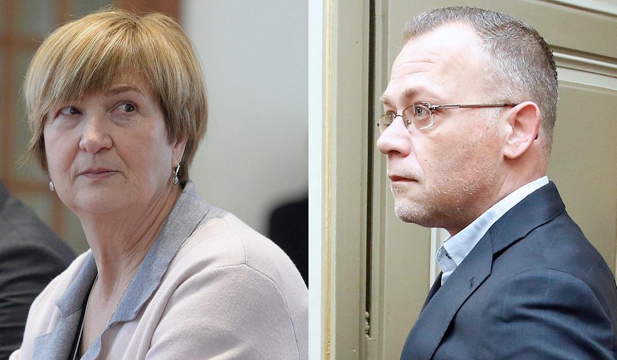 Ruža Tomašić i Zlatko Hasanbegović