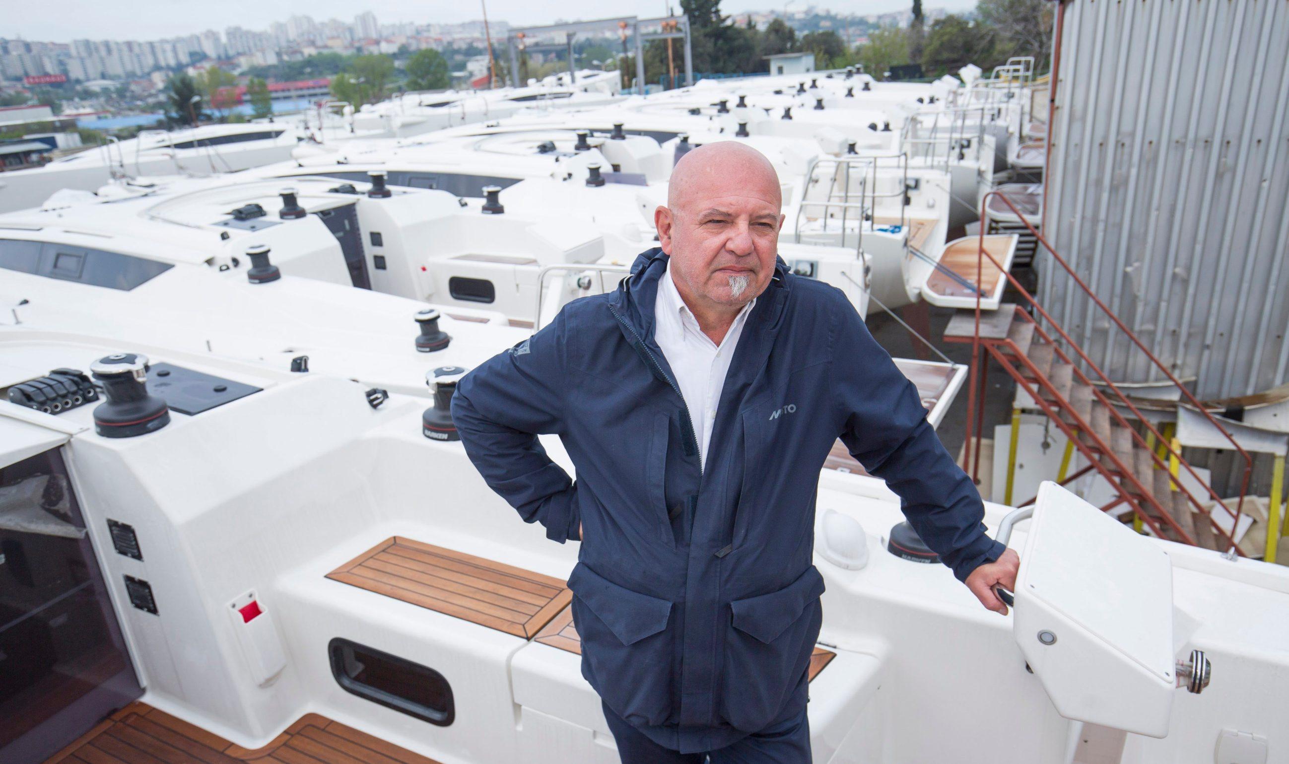 Darko Tomašić, direktor prodaje AD brodovi