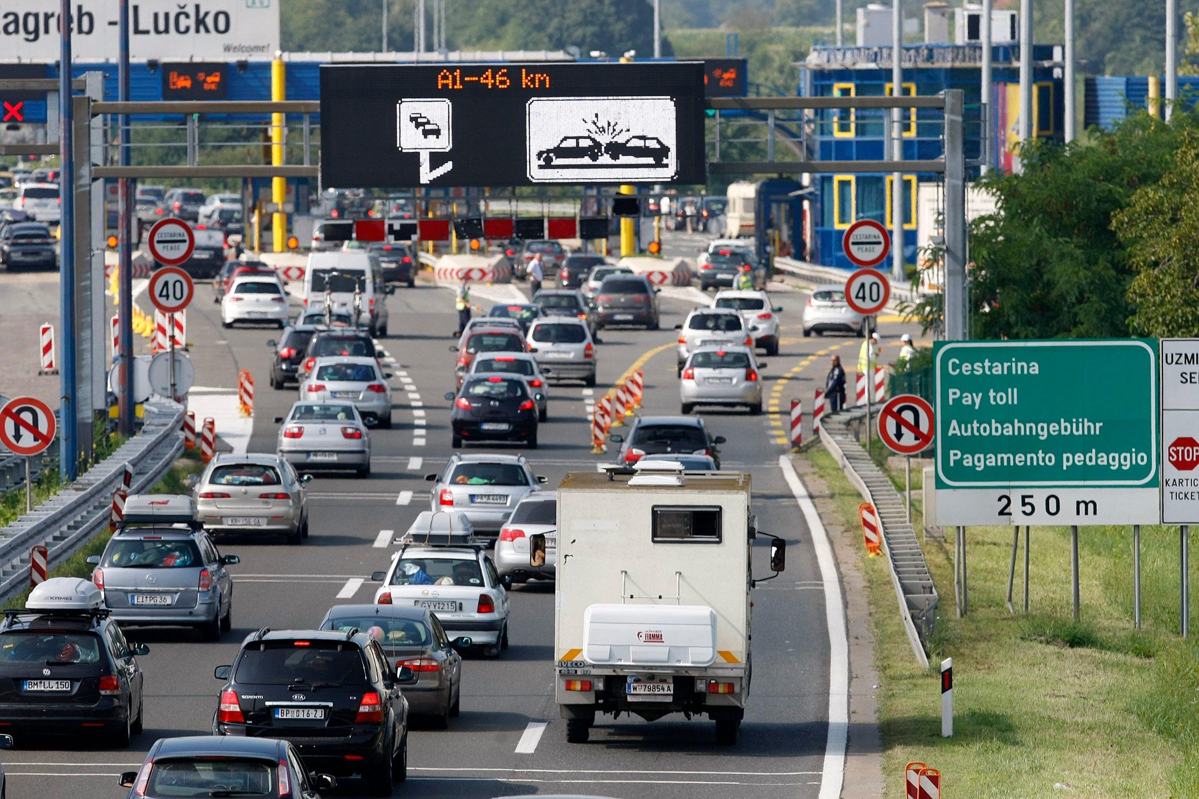 Ilustracija: hrvatske autoceste