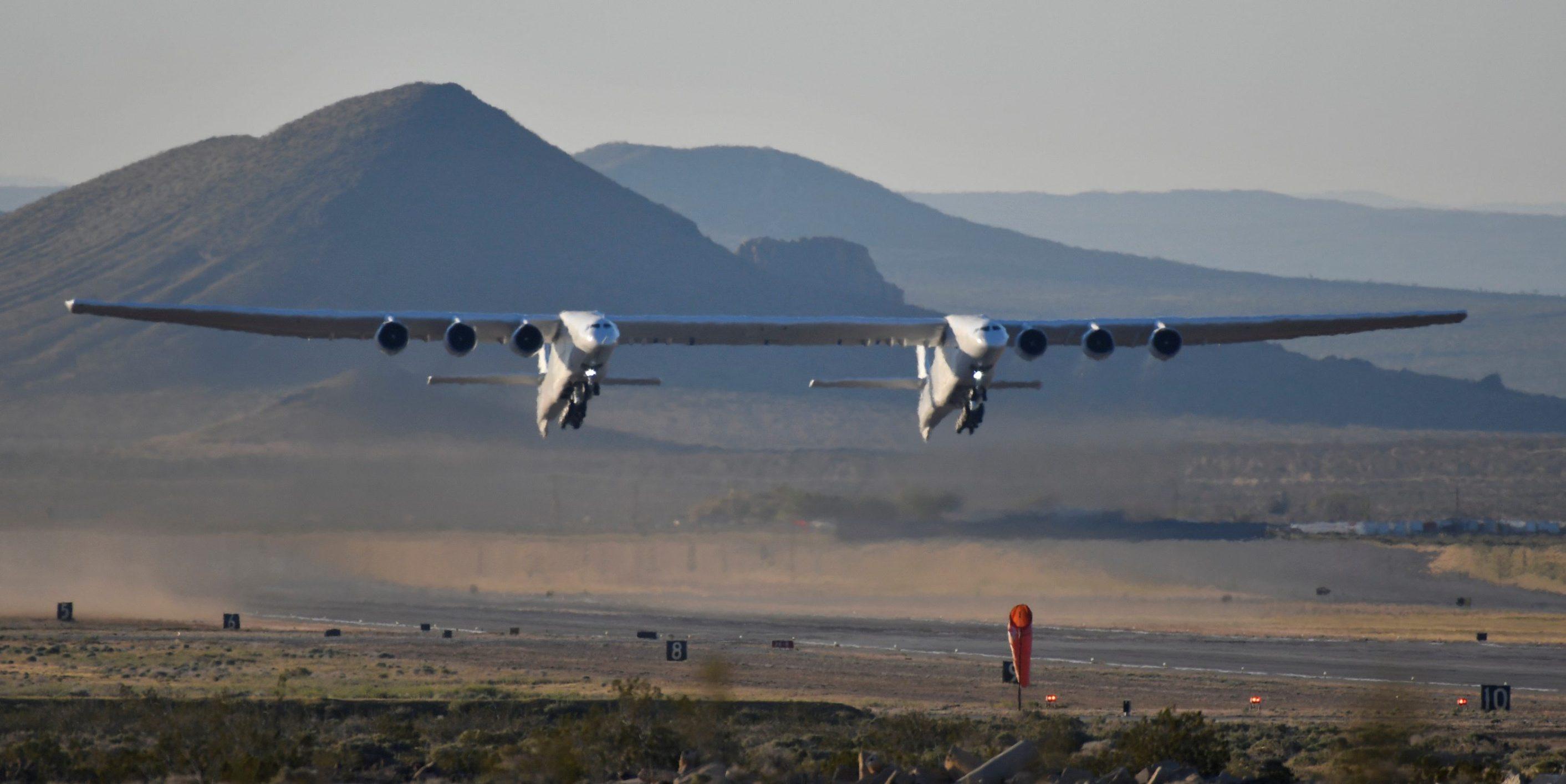 Najveći zrakoplov na svijetu ima raspon krila od 117 metara