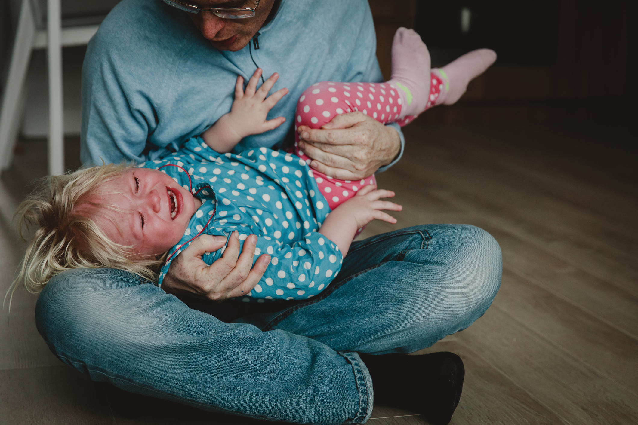 Za djecu je jako važno da nauče da je plakanje u redu, kao i pokazivanje svih ostalih emocija koje osjećaju, od tuge i ljutnje do sreće.