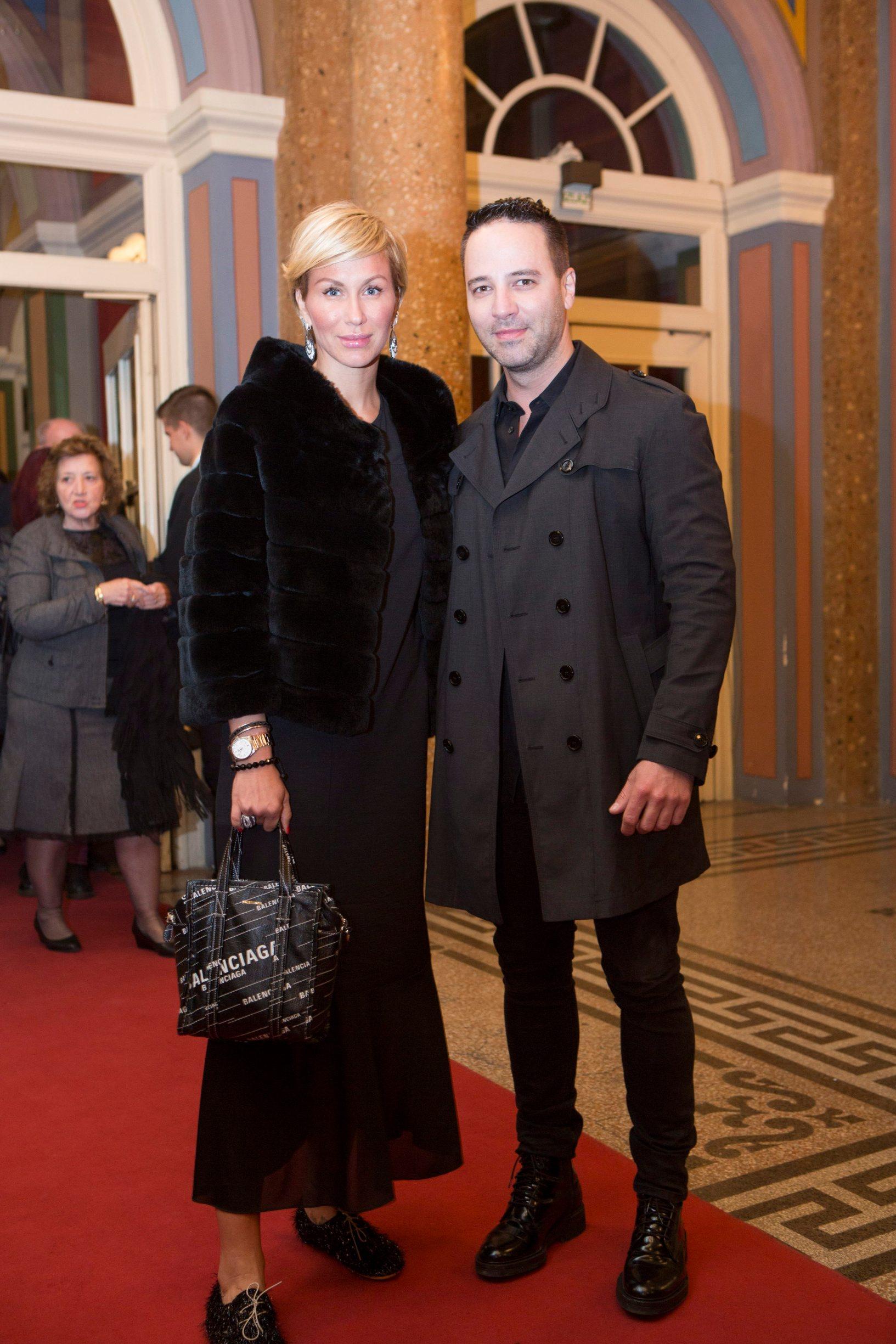 Ana Gurica i Ivo Perkušić