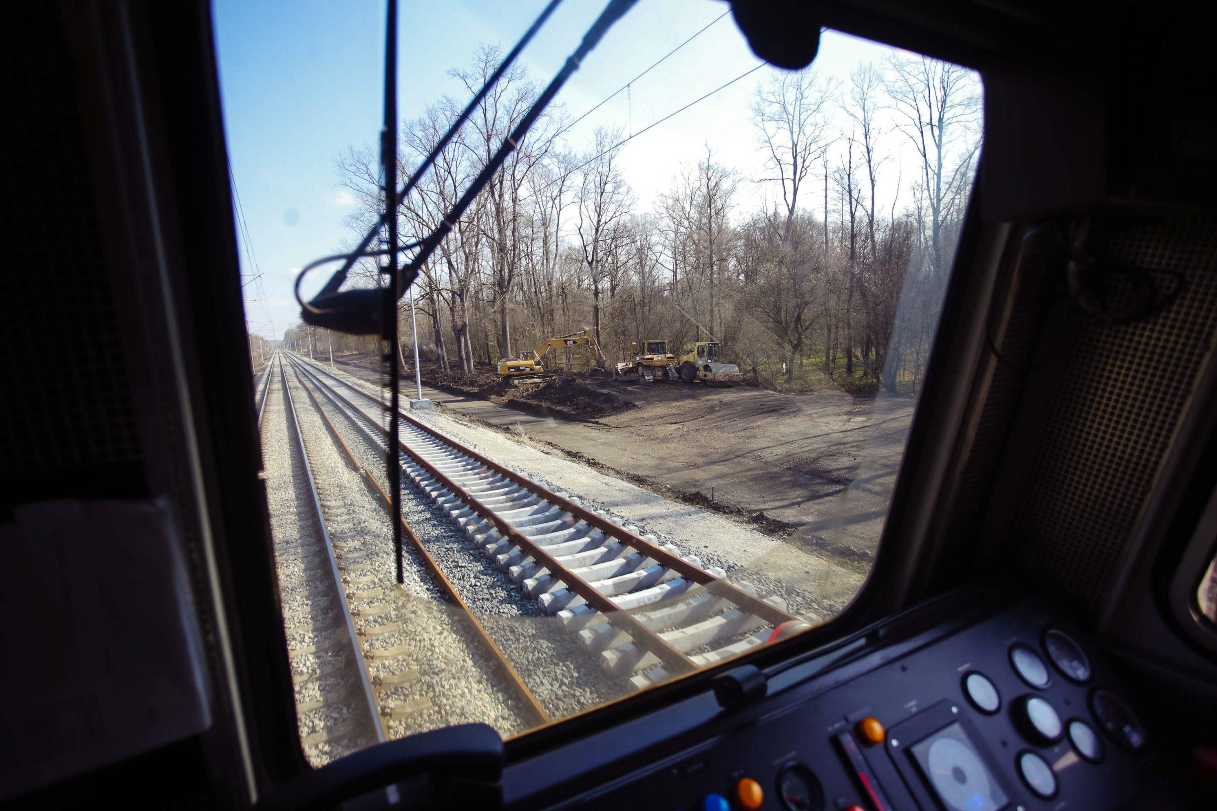 Na prugama se ne mogu razviti potrebne brzine za moderne vlakove