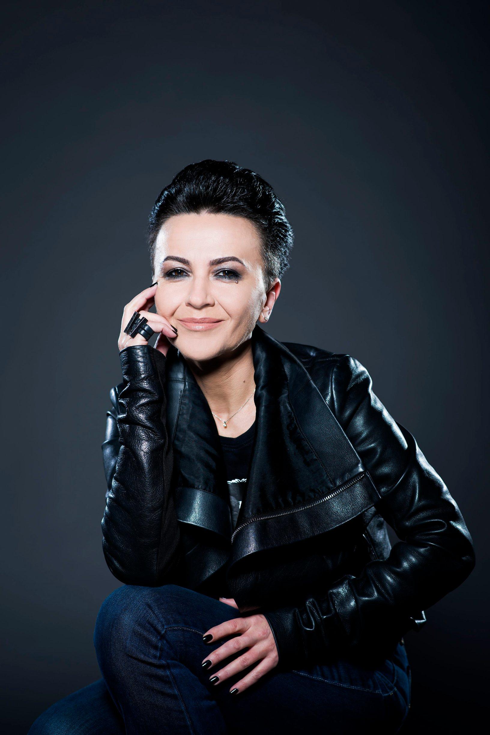 Zagreb, 110419. Sevdah pjevacica Amira Medunjanin. Foto: Neja Markicevic / CROPIX