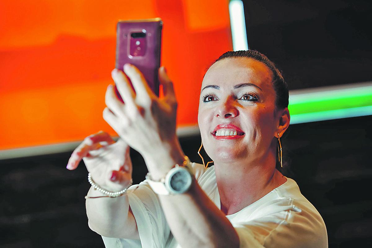 Petra Razić, direktorica HTC-a za srednju i istočnu Europu