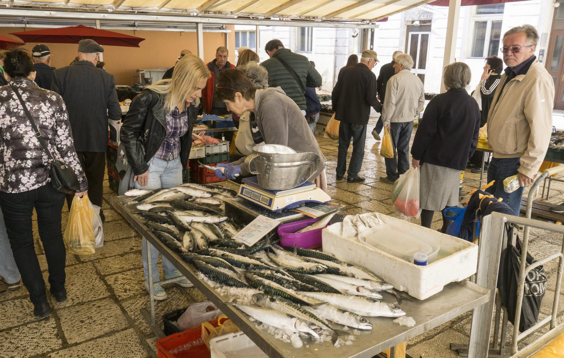 Ribarnica u Splitu