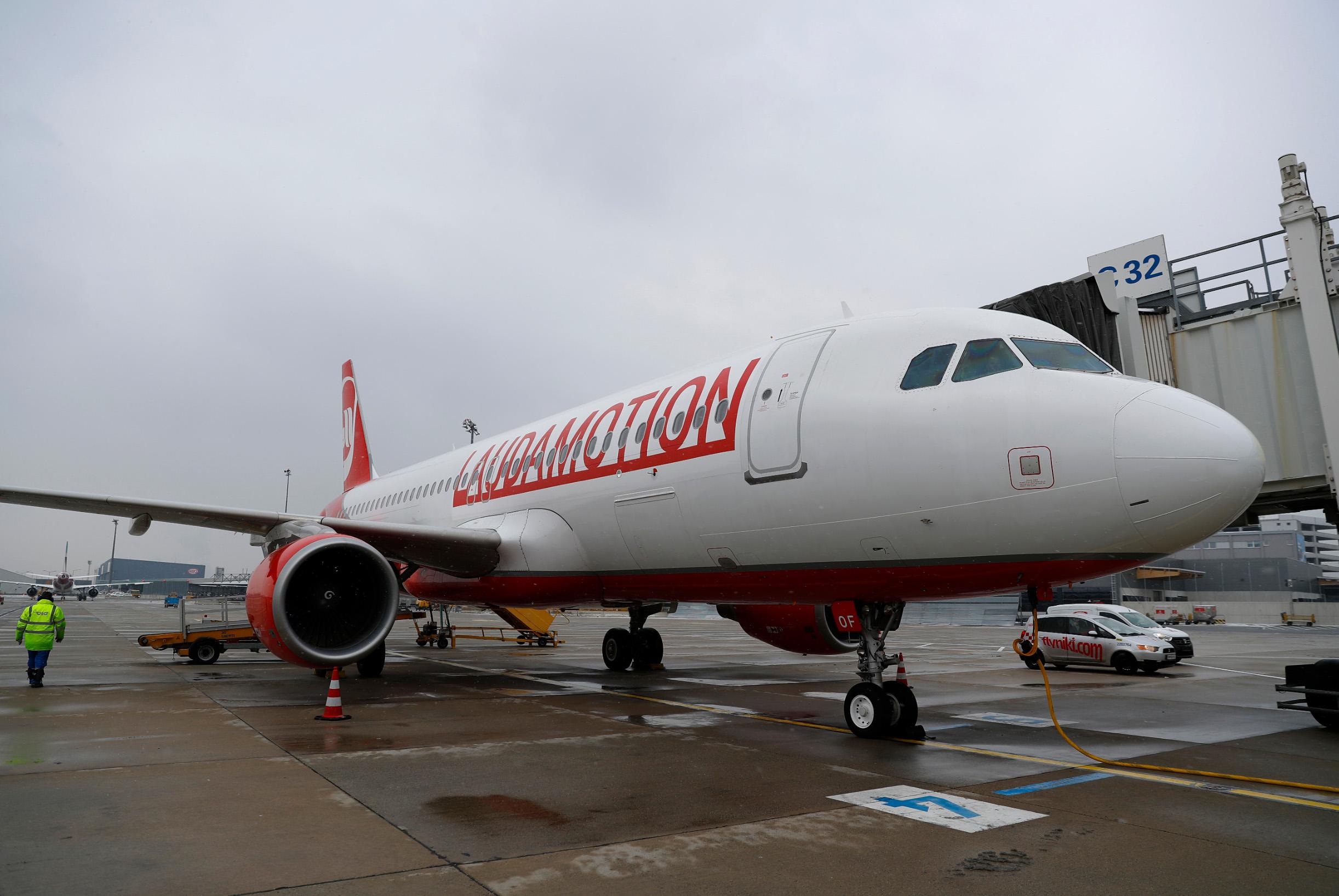 Airbus A320 Laudamotiona