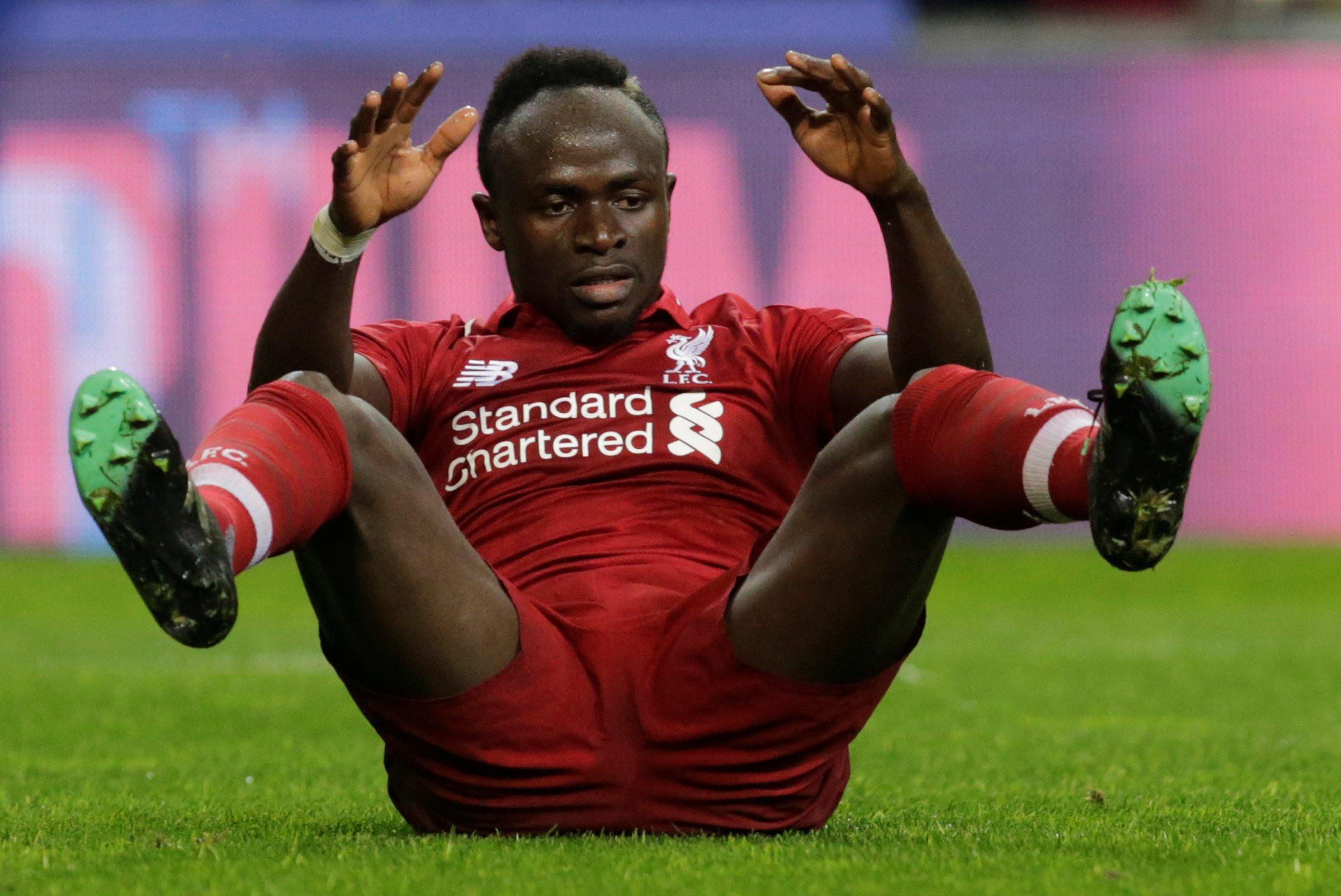 Sadio Mane, igrač Liverpoola