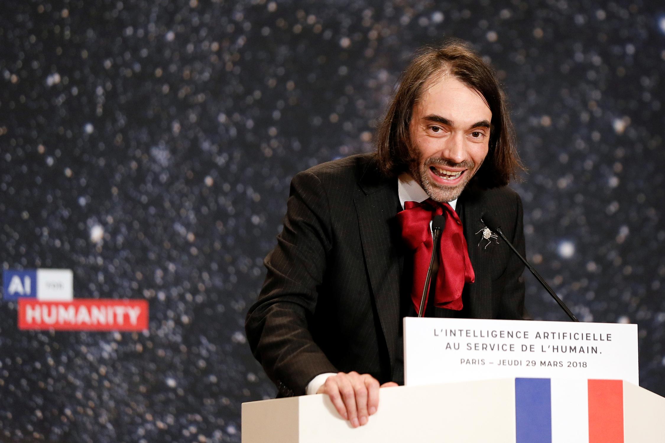 Cedric Villani, francuski matematičar i zastupnik stranke LREM