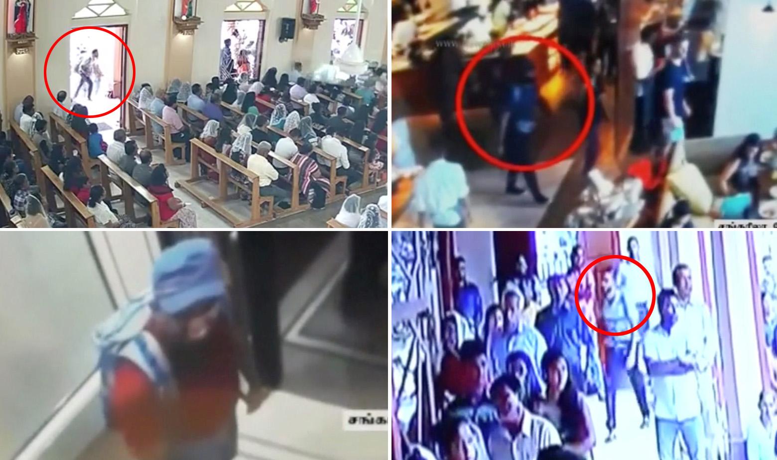 Neki od napadača na crkve i hotele u Šri Lanki