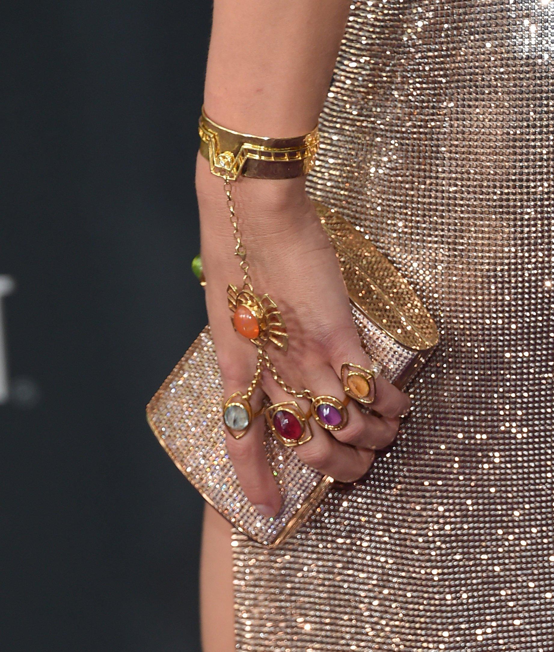 Natalie Portman at the world premiere of