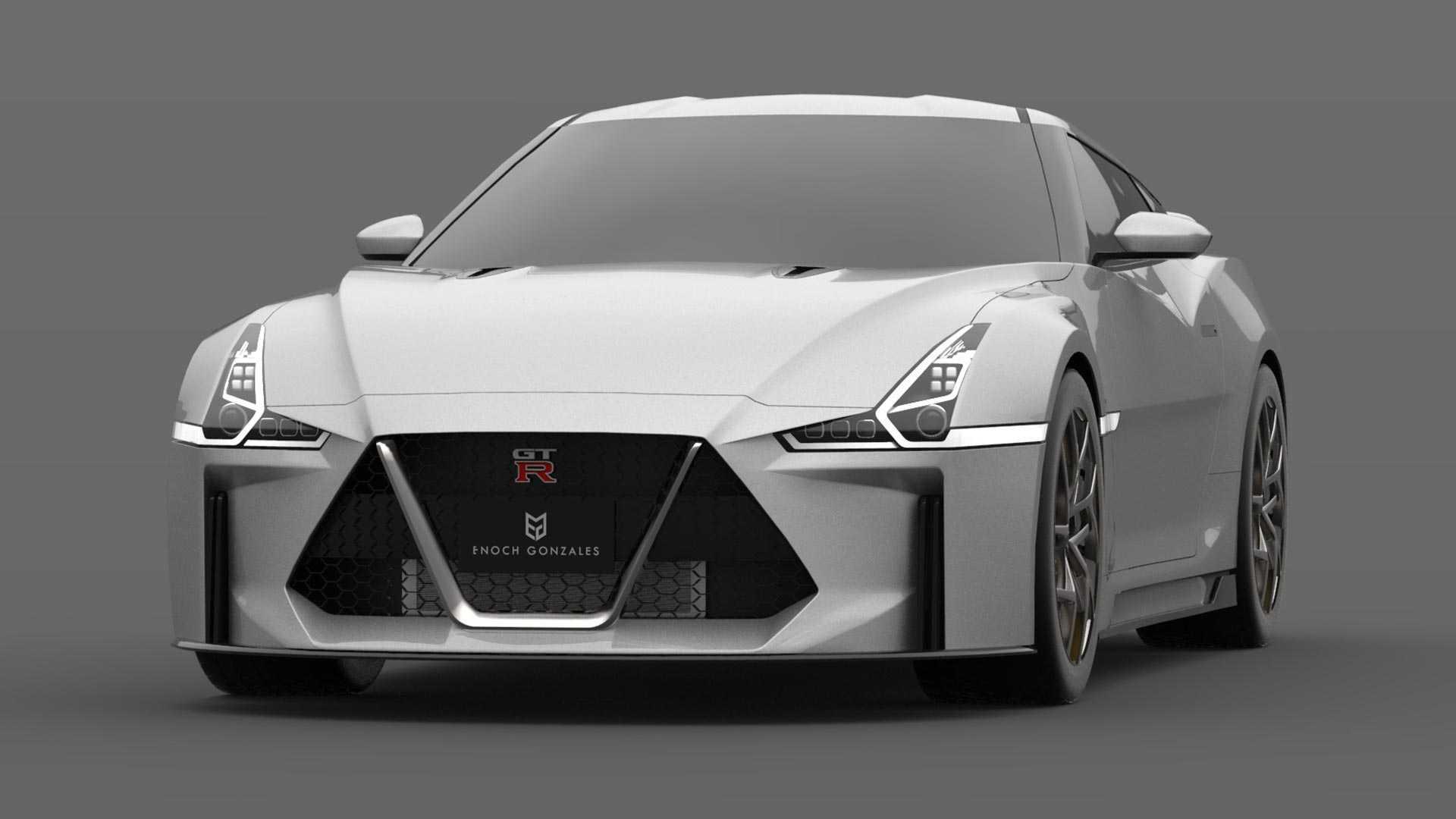 Auto Klub - NOVI NISSAN GT-R vjerojatno će imati hibridni pogon, a evo i  kako bi mogao izgledati!