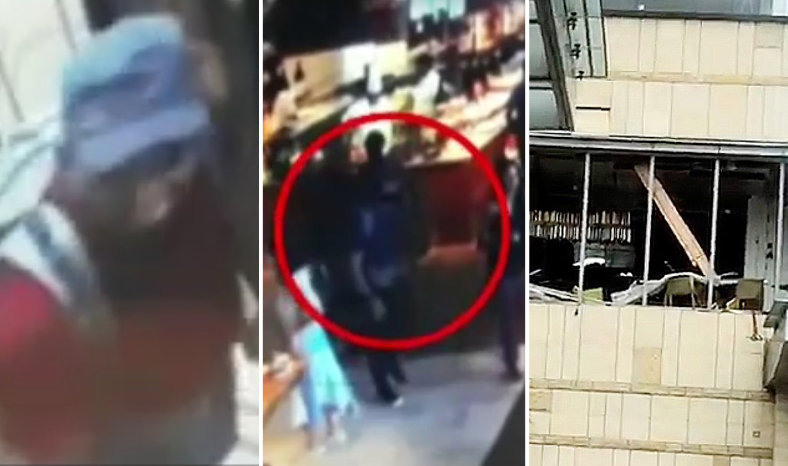 Snimka s nadzornih kamera pokazuje napadače na hotel Shnagri-La u Colombu