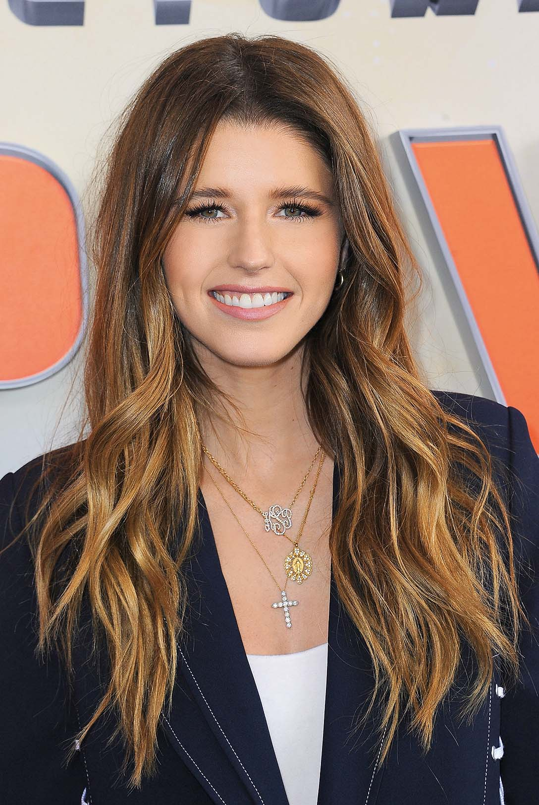 LOS ANGELES, CA - MARCH 09:  Katherine Schwarzenegger, Pedigree Brand Ambassador, arrives for Cosmic Picture's Superpower Dogs held at California Science Center on March 9, 2019 in Los Angeles, California.  (Photo by Albert L. Ortega/Getty Images)