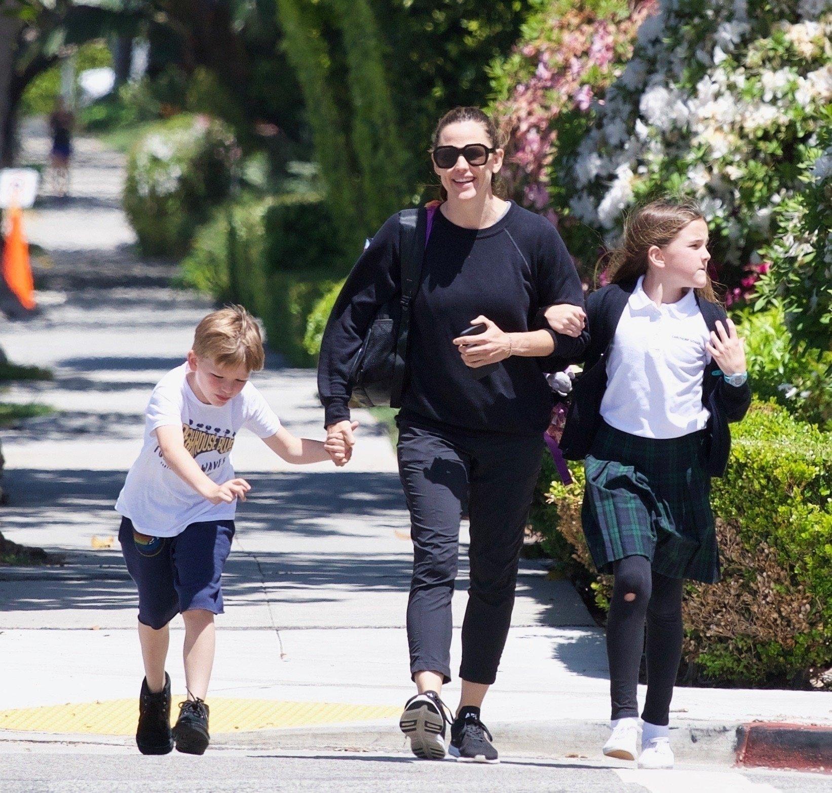 Jennifer Garner i djeca