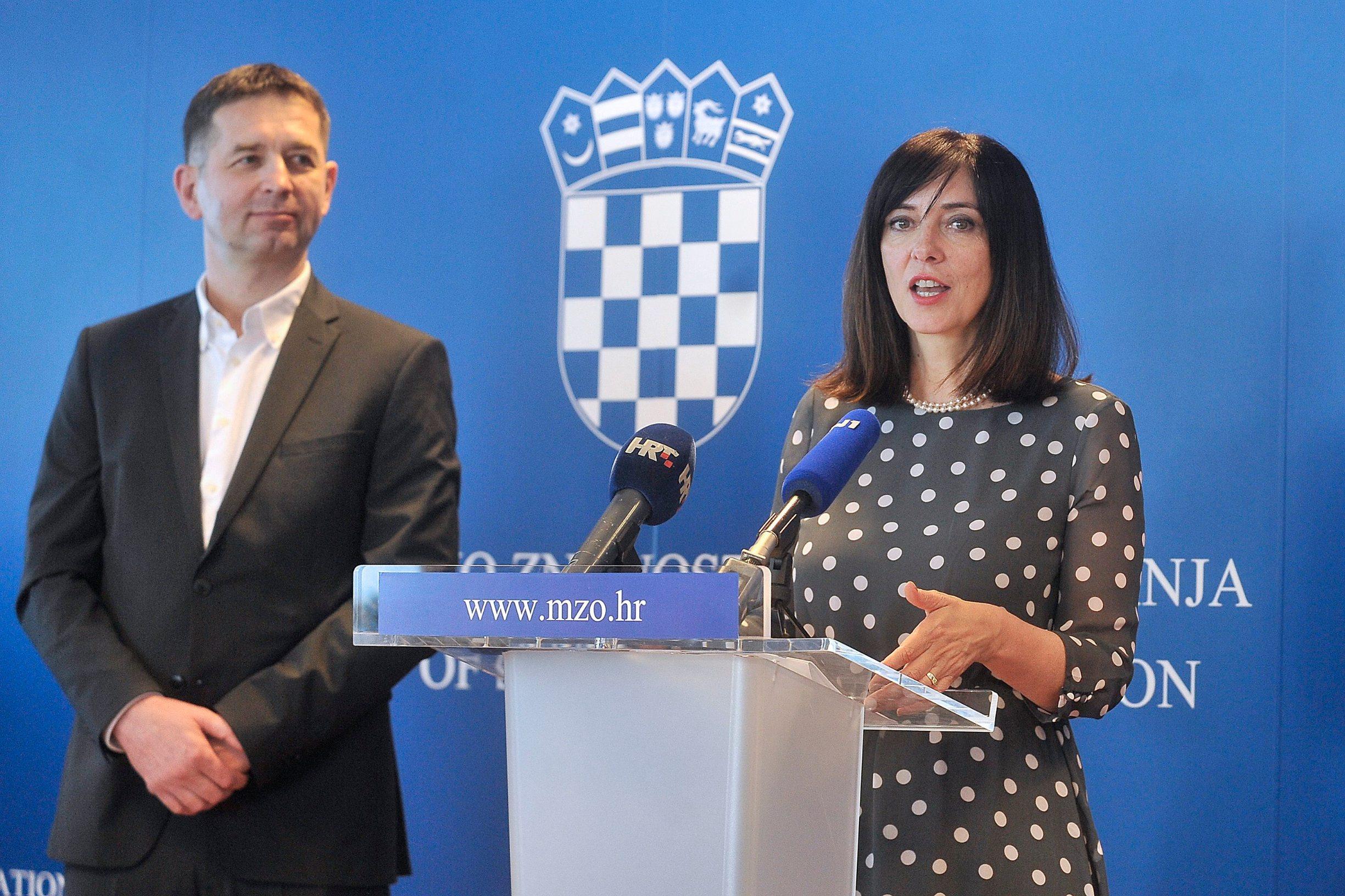 Željko Jozić i Blaženka Divjak