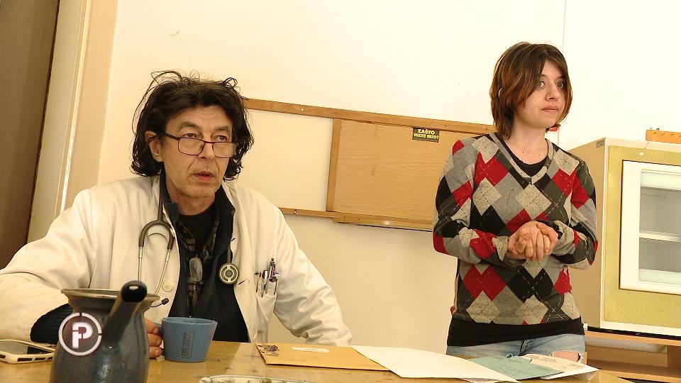 Dr. Goran Jusup i Veronika Pecolaj