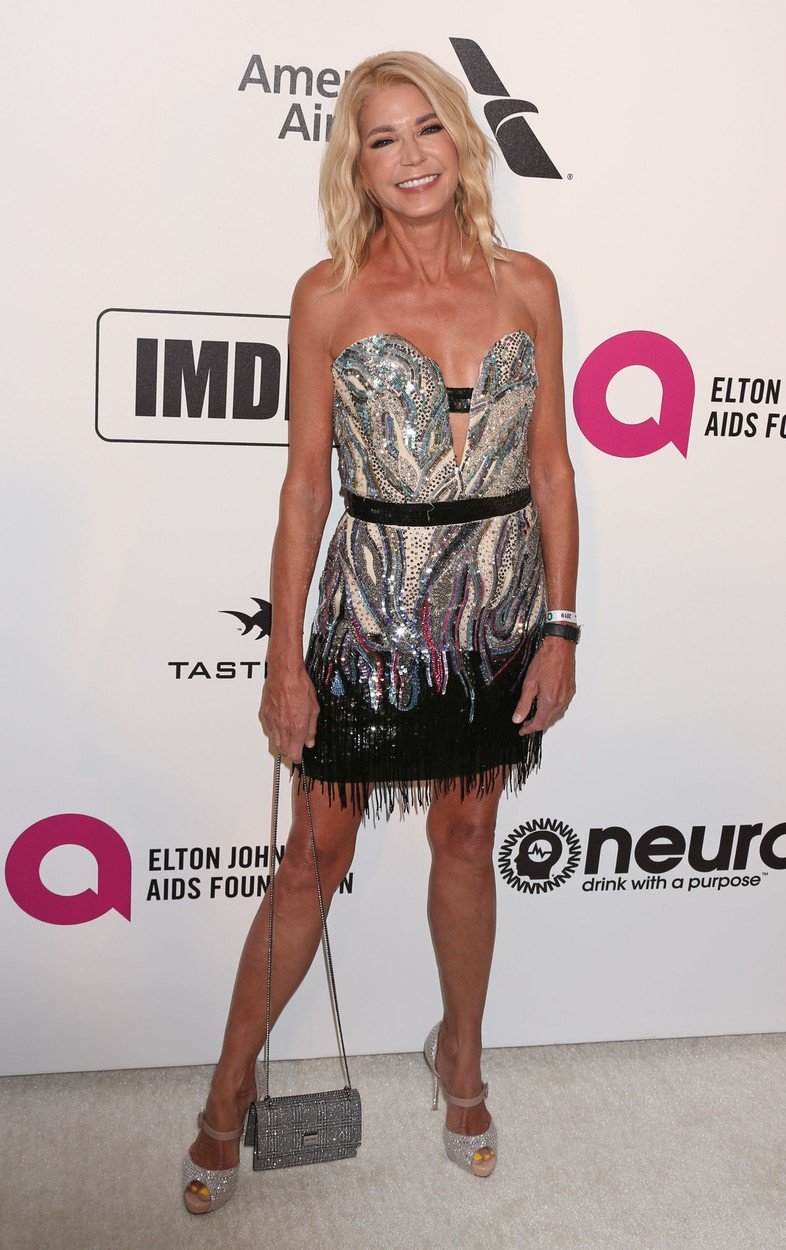 19 Candace Bushnell at the 27th Annual Elton John AIDS Foundation Academy Awards Viewing Party. (West Hollywood, CA), Image: 415872537, License: Rights-managed, Restrictions: , Model Release: no, Credit line: Profimedia, StarMax